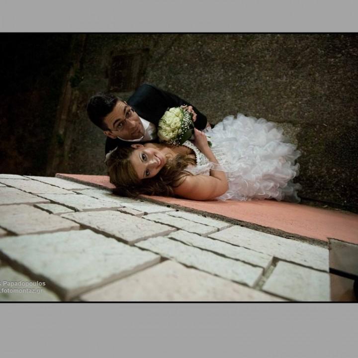 φωτογραφίες γάμου Ζάν & Αθηνά