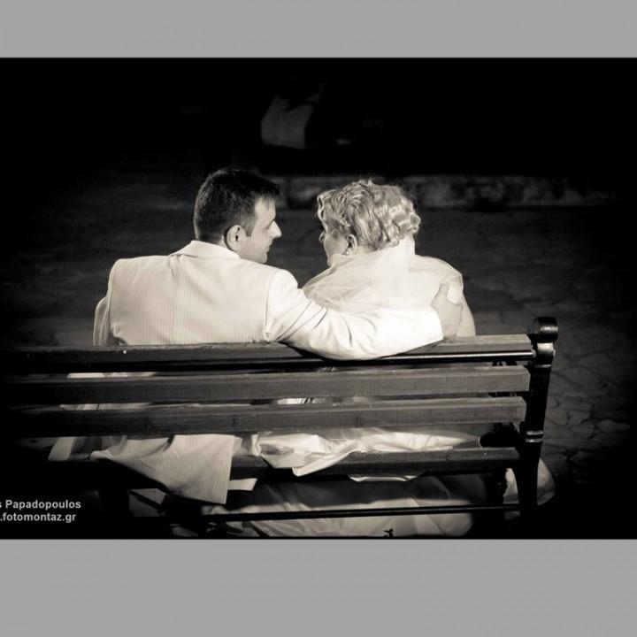 φωτογραφιες γαμου του Γιάννη & της Βάσως