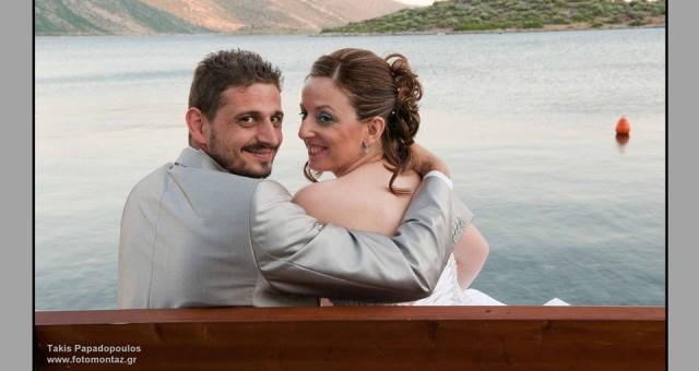 Φωτογράφιση Γάμου στην 'Ευβοια , του Νίκου και της Αγγελικής