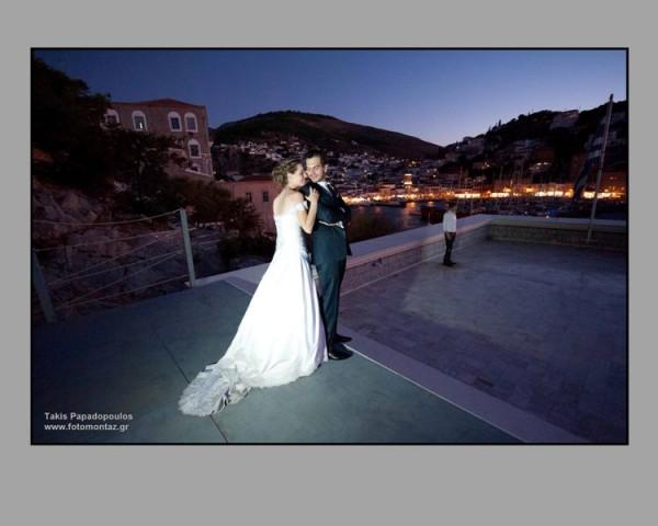 γάμος στην ύδρα