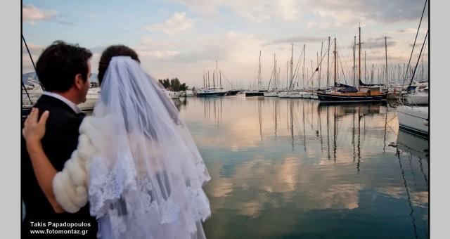 Φωτογραφηση γαμου αλιμος πειραια