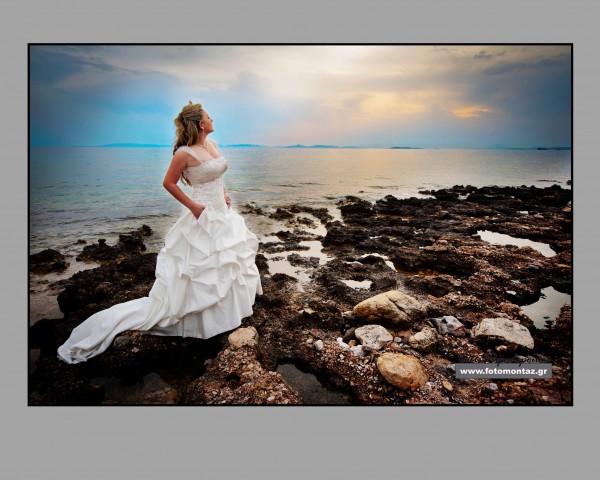σαρωνιδα γαμος