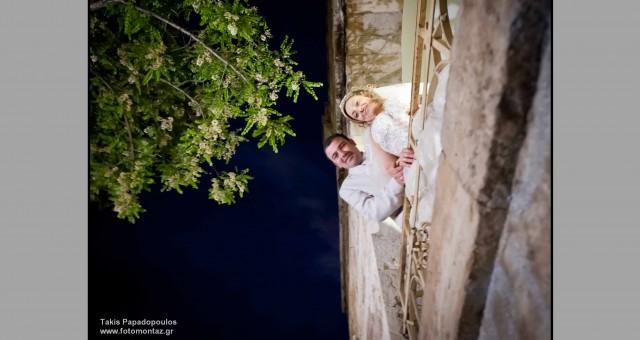 Φωτογραφηση Γάμου του Βασιλη & της Αννας