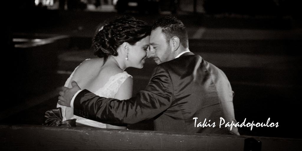 Καλλιτεχνική φωτογράφηση γάμου