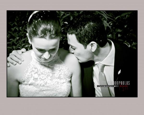 ασπρομαυρη φωτογραφια,γαμου,γαμος,γαμπρος,νυφη,
