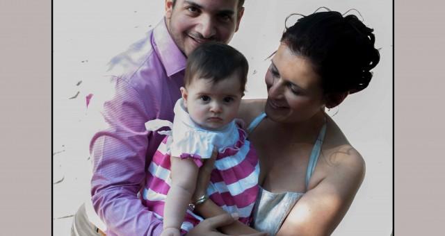 φωτογραφίες απο την βάπτιση της μικρης Σταυριάννας στον Αγ. Δημήτριο Λουρμπαδιάρη