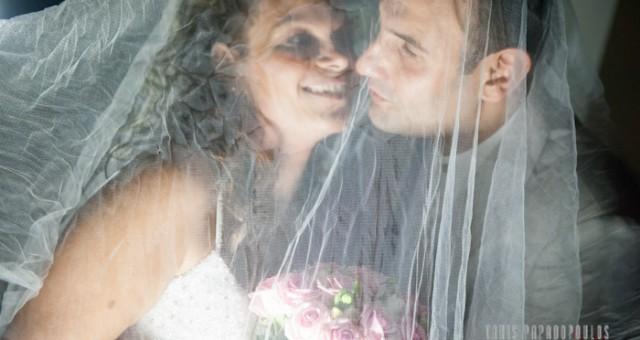φωτογραφίες γάμου του Κλεάνθη και της Χριστίνας