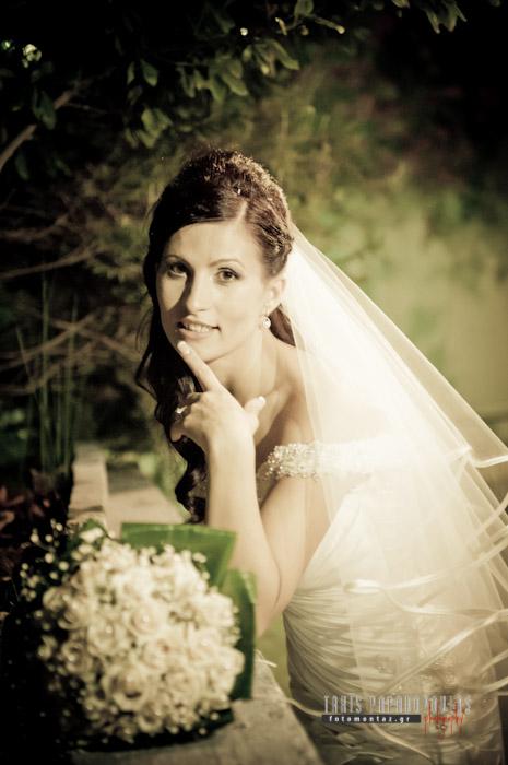 γάμος νύφη