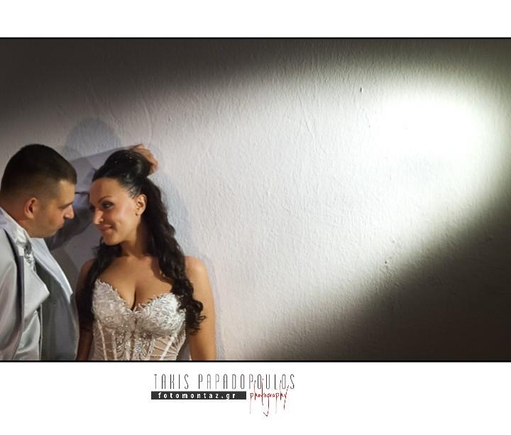φωτογραφίες από τον γάμο του Χρήστου και της Γιώτας