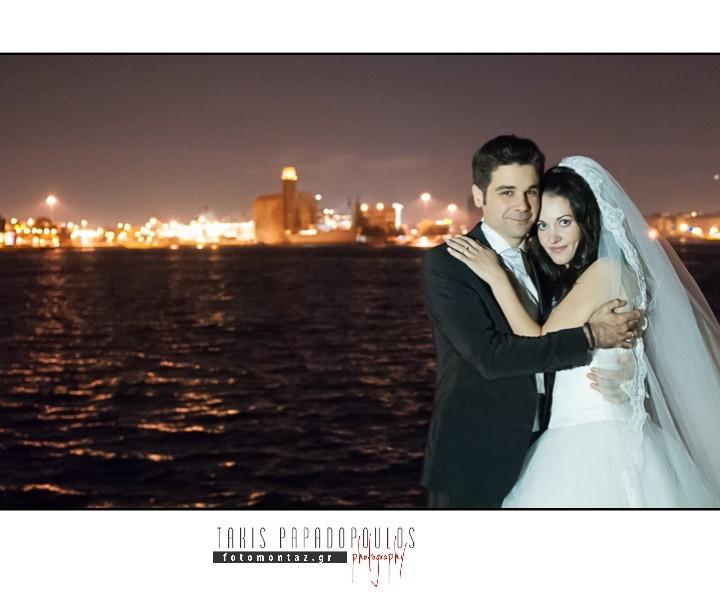 Φωτογραφίες γάμου από τον γάμο του Κώστα & της Ματούλας στο Ταξιάρχη Κορυδαλλού