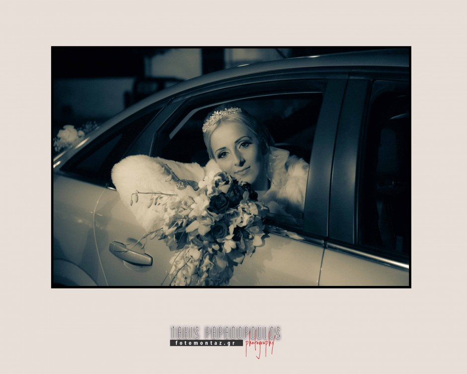 πορτρετο νυφης, φωτογραφια γαμου,