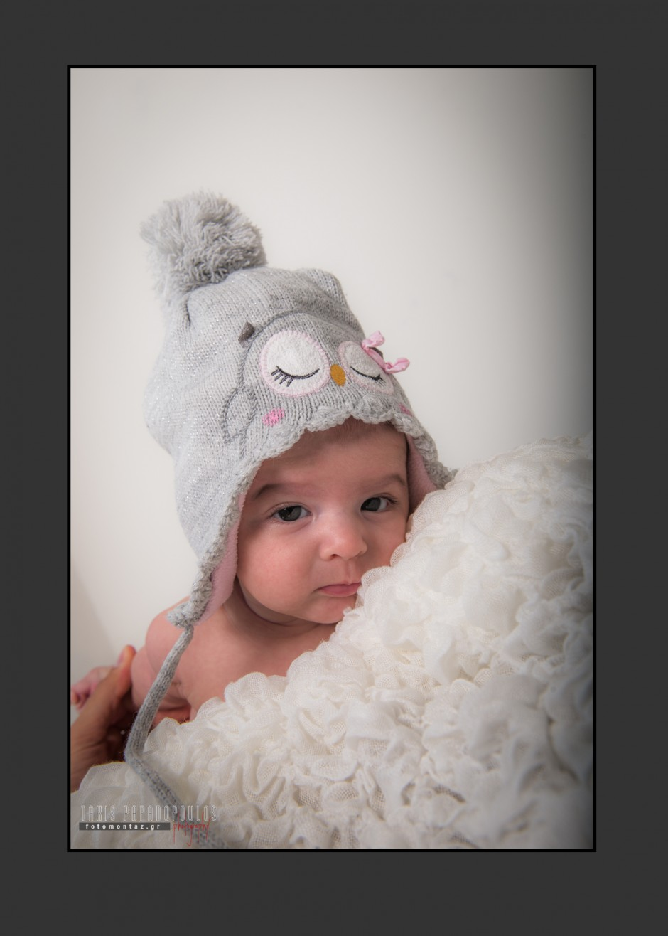 φωτογράφηση νεογέννητων μωρών