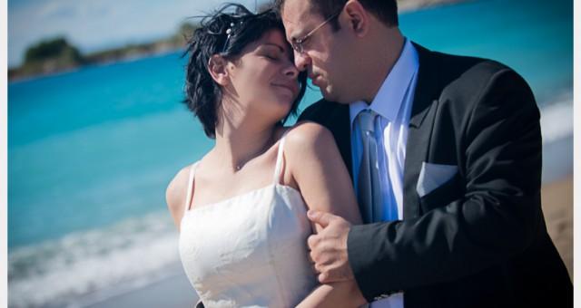 φωτογράφιση γάμου του Αργύρη & της Κατερίνας