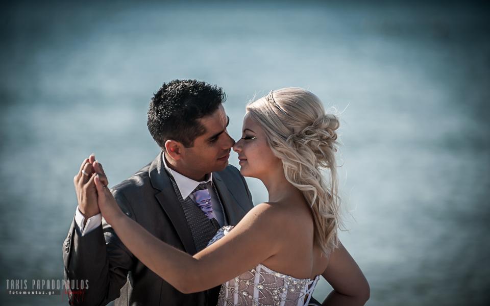 Γάμος και θάλασσα