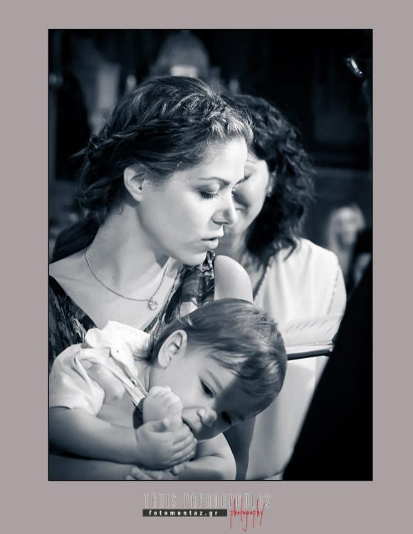 βαπτιση,Παναγια Μυρτιδιωτισσα Πειραια