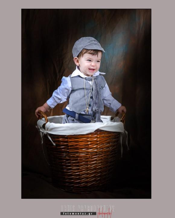φωτογραφίες μετά την βάπτιση