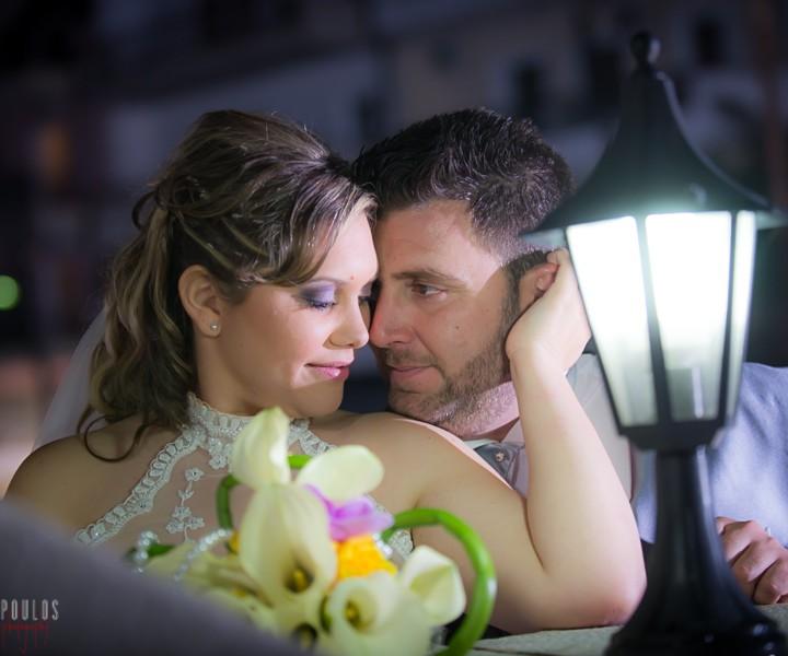 Γάμος στον Άγιο Δημήτριο