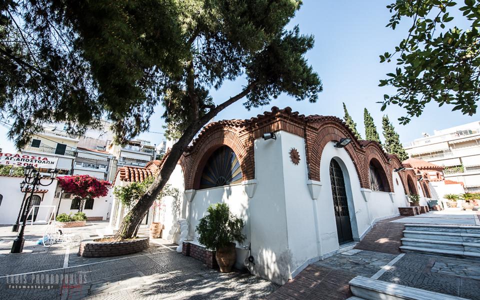 Άγιοι απόστολοι στην Νίκαια