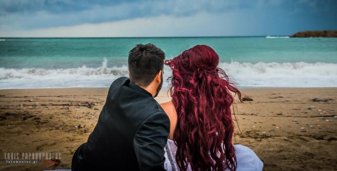 φωτογράφηση επόμενη μέρα από τον γάμο