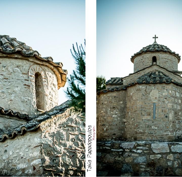 Βάπτιση στα Σπάτα Εκκλησία Πέτρου και Παύλου