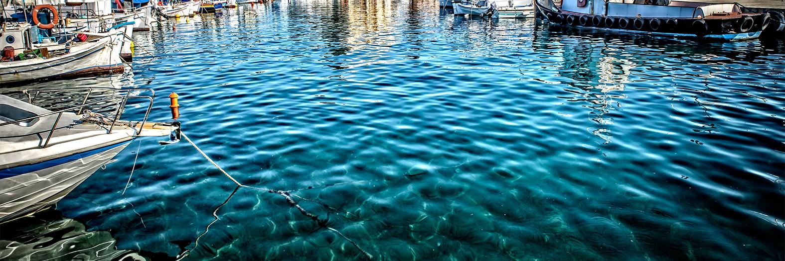 Αίγινα λιμάνι