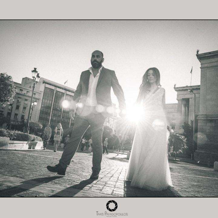 ΑΣΠΡΟΜΑΥΡΗ / ΕΓΧΡΩΜΗ ΦΩΤΟΓΡΑΦΙΑ ΓΑΜΟΥ